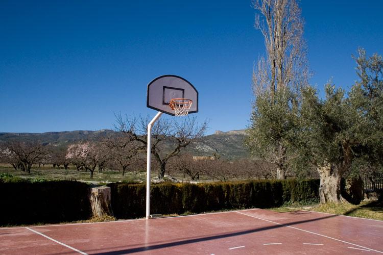 Baloncesto rural Murcia