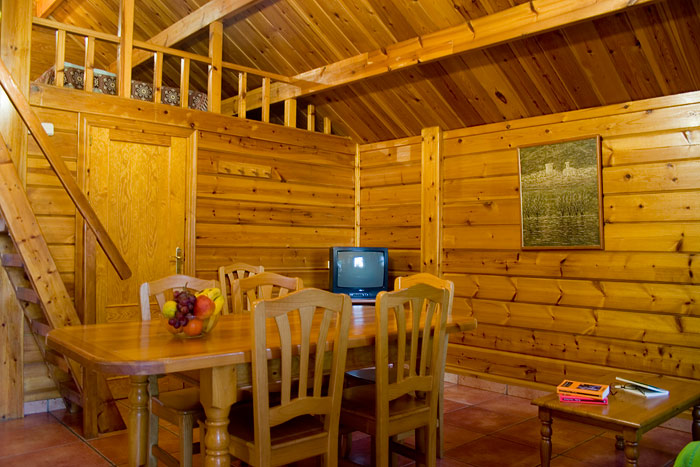 Casa rural La cabaña